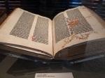 The Gutenberg Bible at University of Texas
