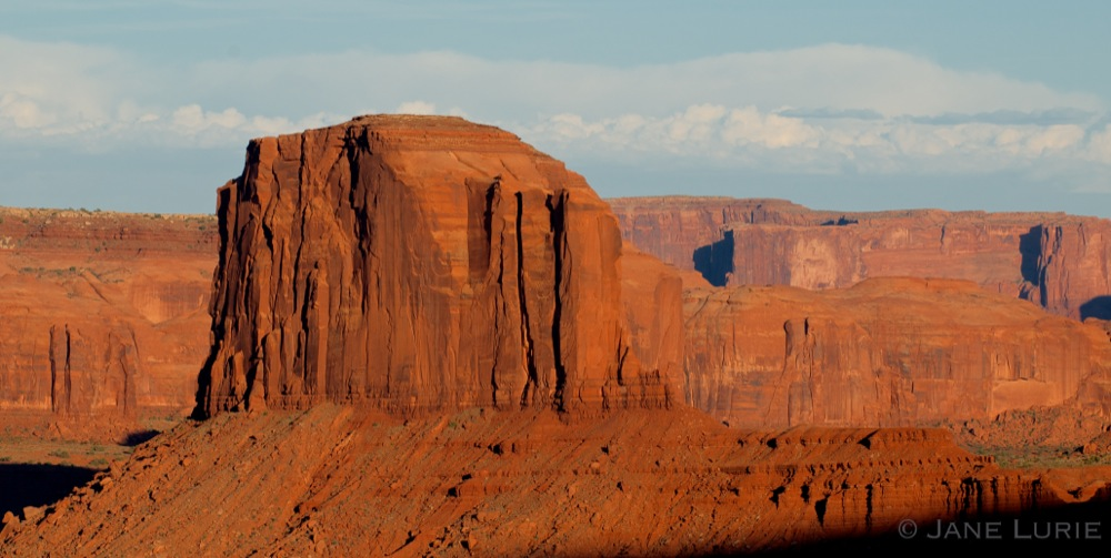 Merrick Butte, Monument Valley