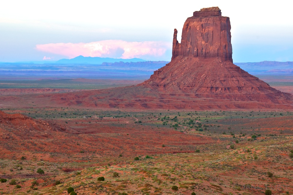 East Mitten Butte, Monument Valley