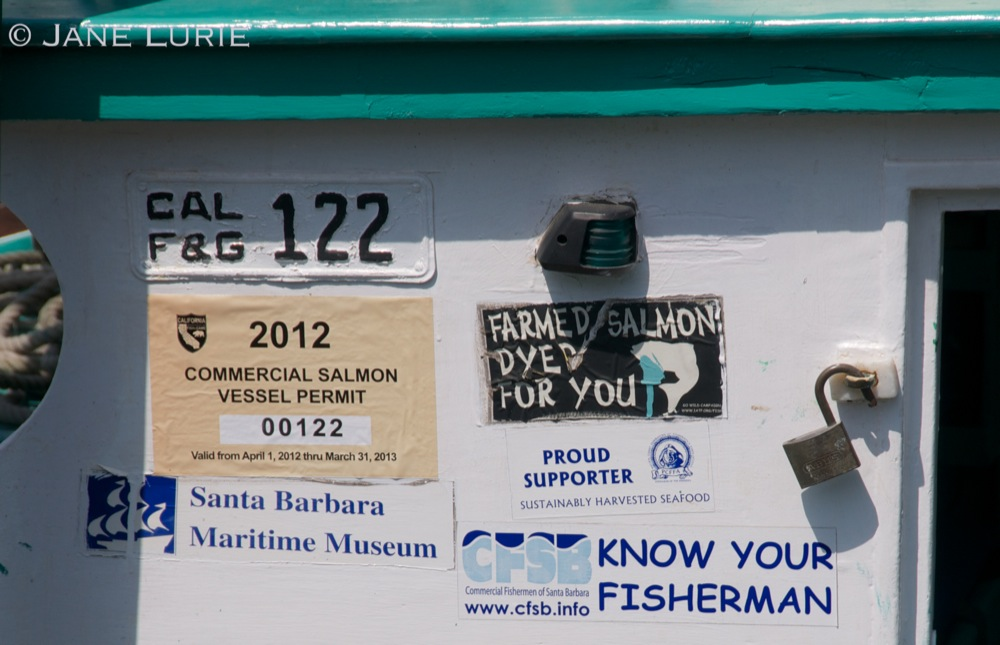 Signs of the Fish, Santa Barbara, CA