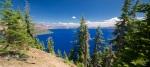 Crater Lake Blue, Oregon