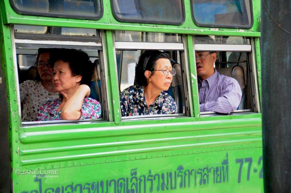 Window Seat, Bangkok