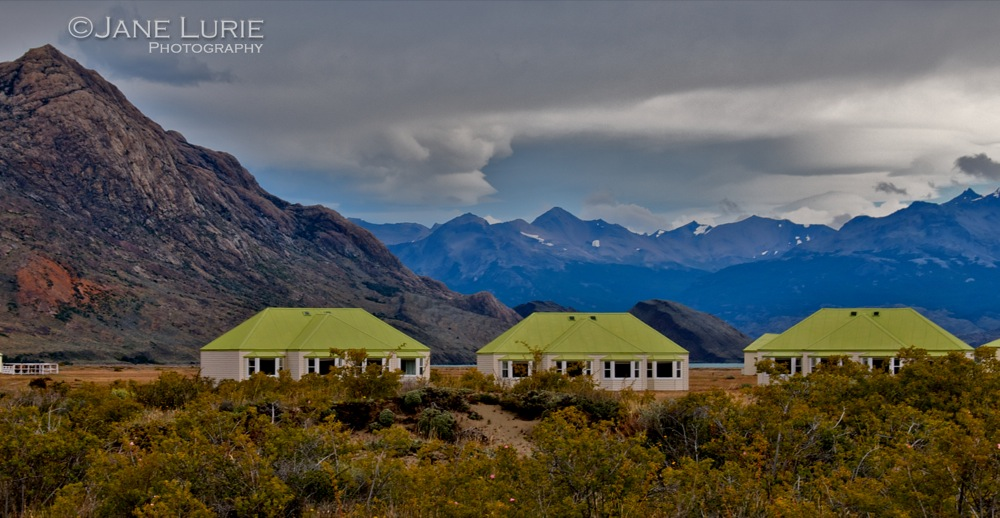 Estancia Roofs, Patagonia