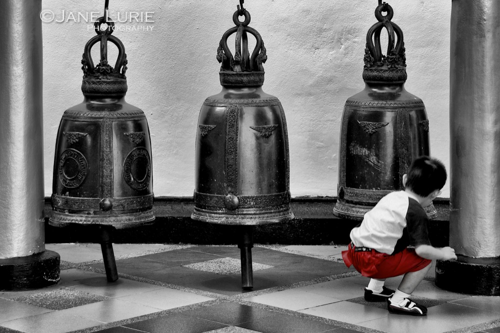 Three Bells and Me, Chiang Mai