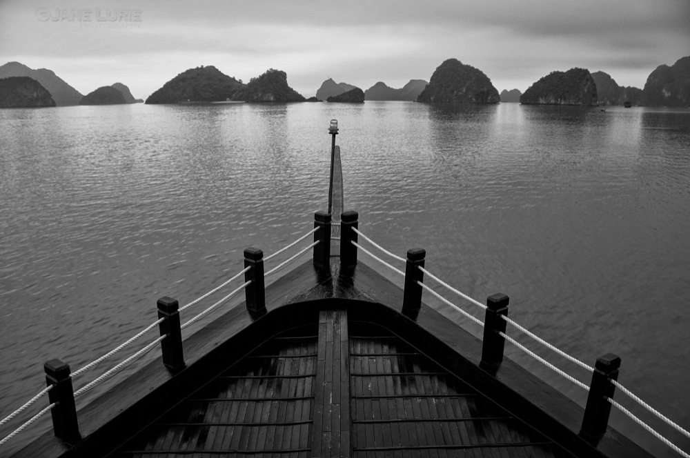 Morning Bow, Halong Bay, Vietnam