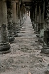 Columns at the Wat, Siem Reap