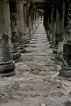 Columns at the Wat, Siem Reap