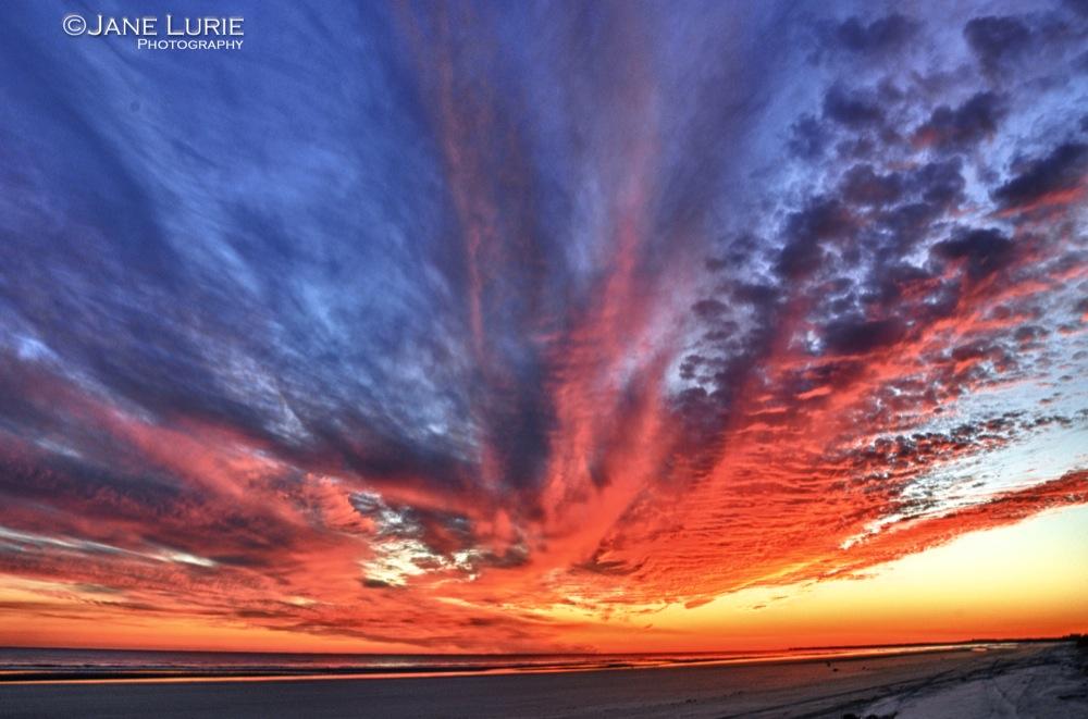 Sunset Spectacular, Kiawah Island, SC