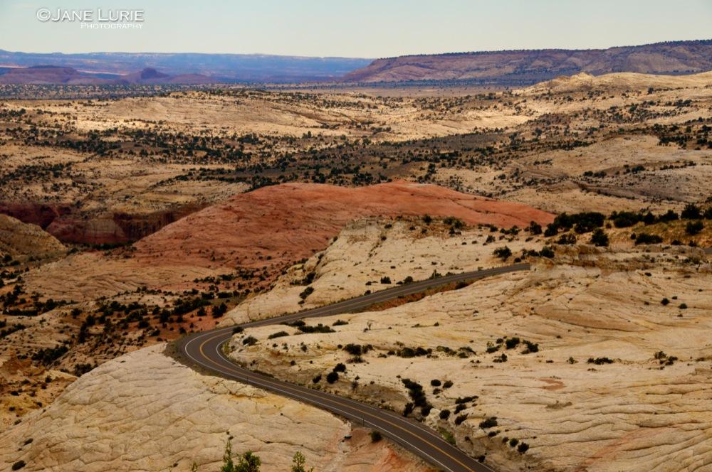 Let The Road Lead You, Grand Escalante, Utah