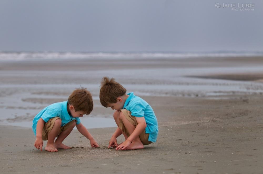 Brothers, Kiawah Island, SC