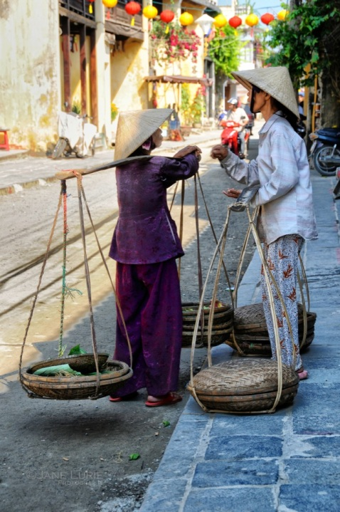 Catching Up, Hoi An, Vietnam