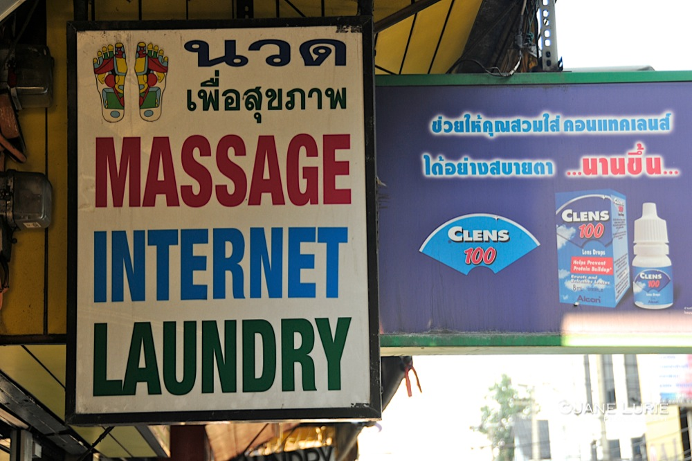 Full Service in Bangkok