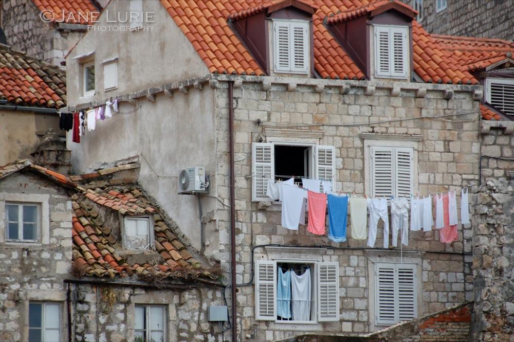 Line 'Em Up, Dubrovnik