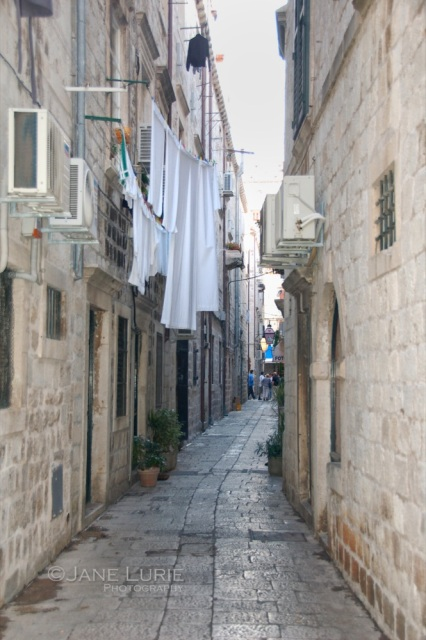 Alley Line, Dubrovnik