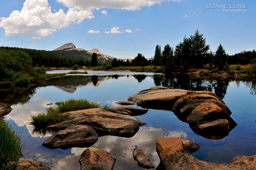 Rocks at Toulomne Meadows, Yosemite