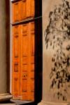Church Door and Shadow, Charleston, SC