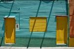 Yellow Doors, La Boca Buenos Aires