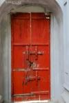 Red Door, Luang Prebang, Laos