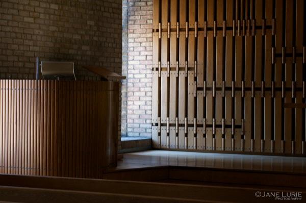 Chapel, Eliel Saarinen