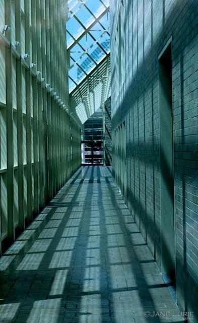 Corridor, Kevin Roche