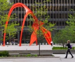 Calder Red, Chicago