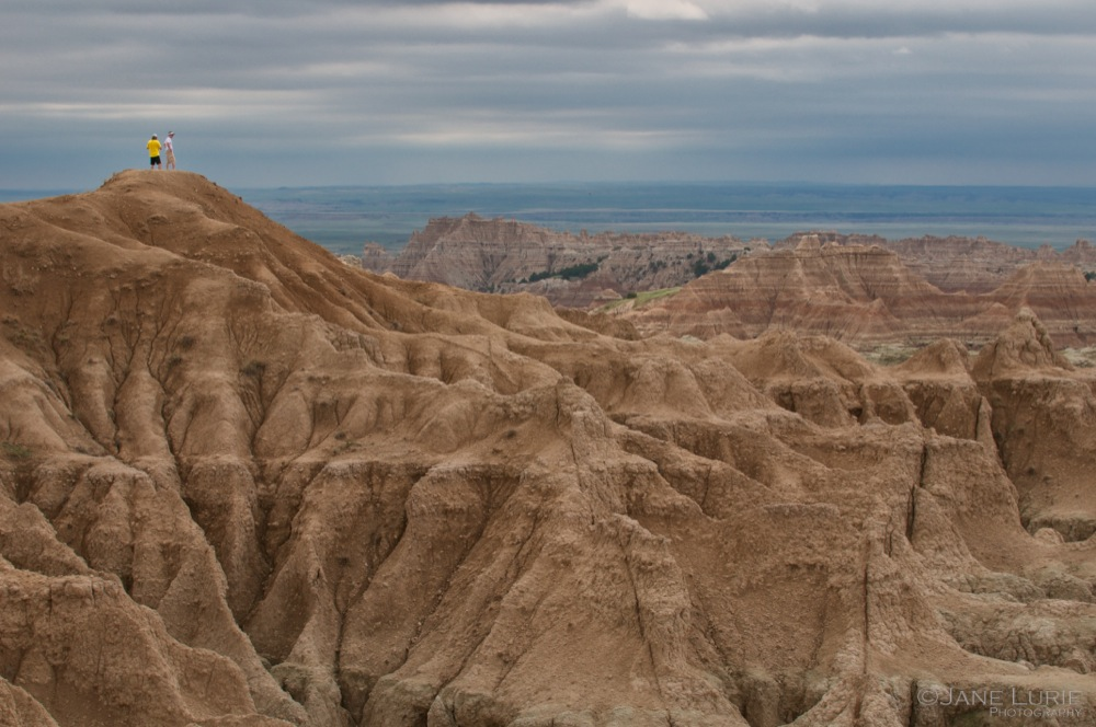 The View, Badlands