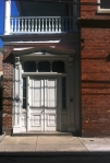 Single House and Shadows, Charleston, SC