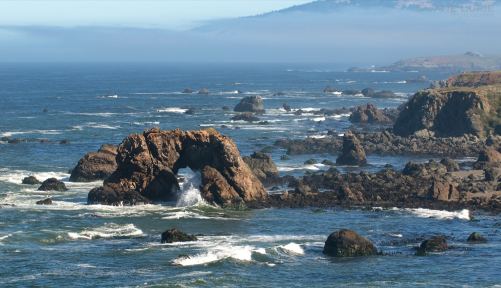 Arch Rock, Bodega Bay