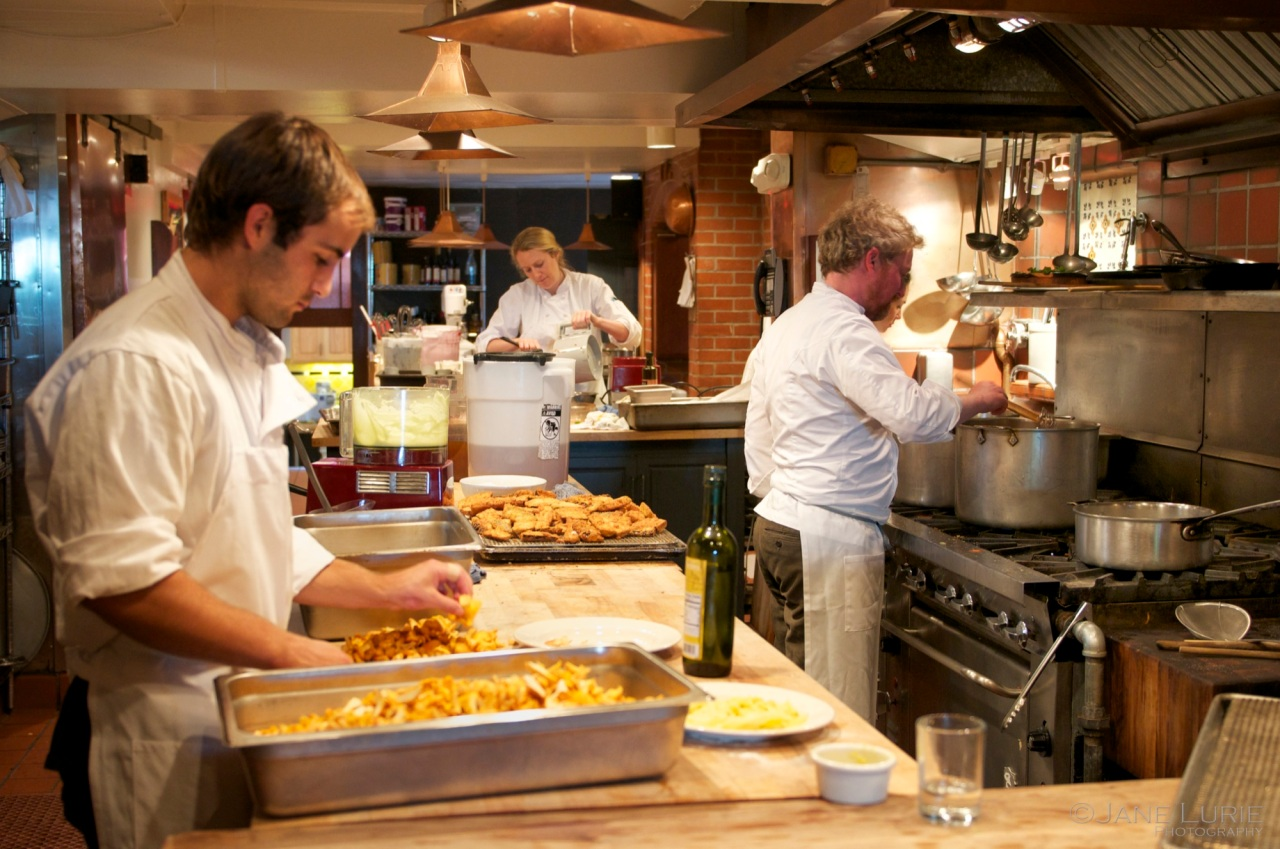 The Team, Chez Panisse