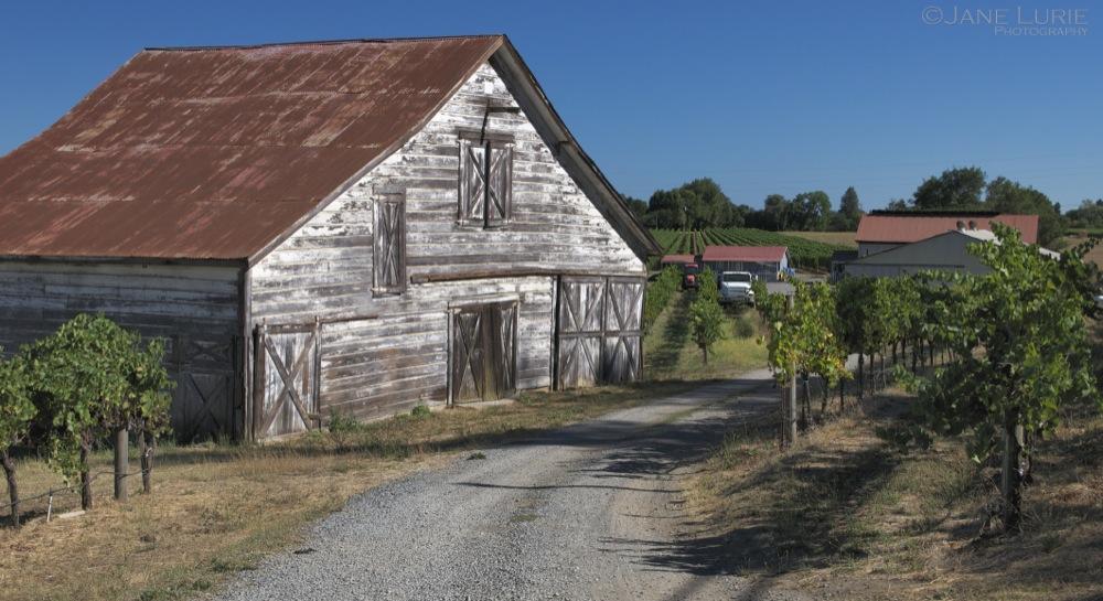 White Barn, Sonoma