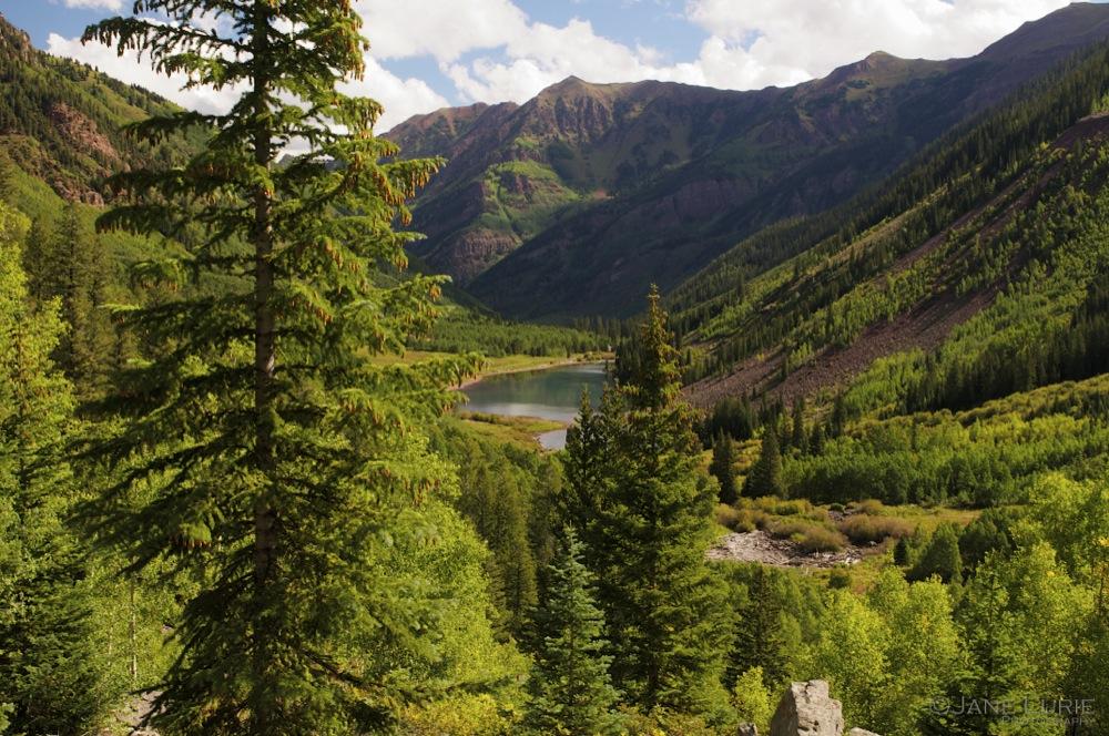 Valley View, Maroon Bells