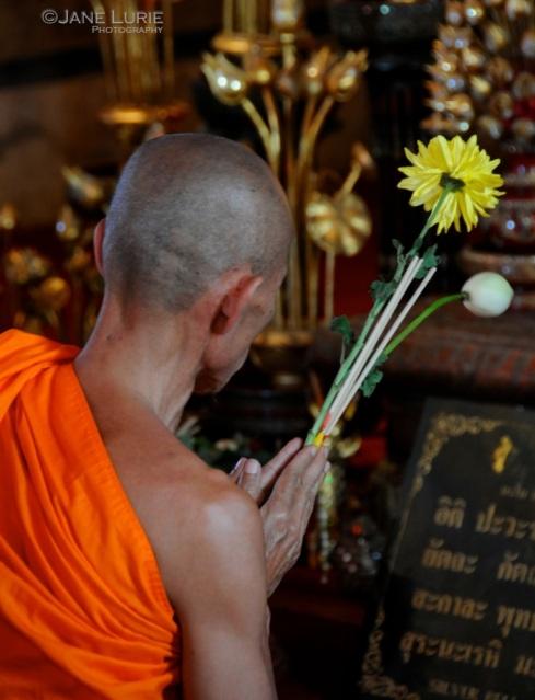 Meditation, Chiang Mai, Thailand