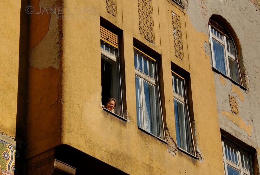 Window View, Budapest
