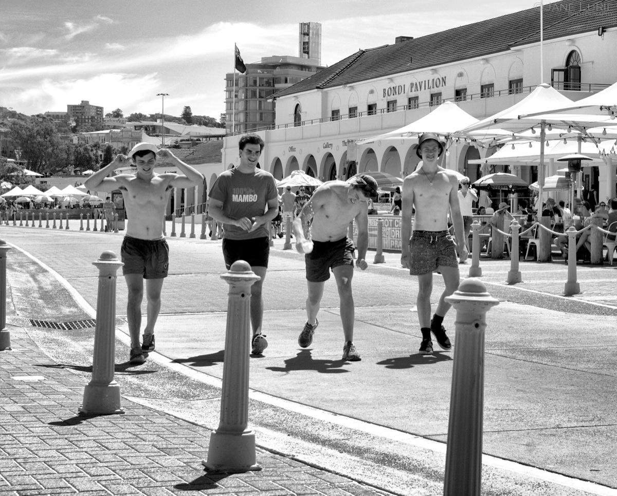 The Boys, Bondi Beach