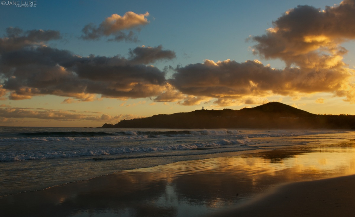 Lone Lighthouse, Byron Bay