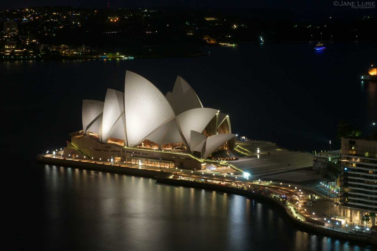 Night Life, Sydney Opera House