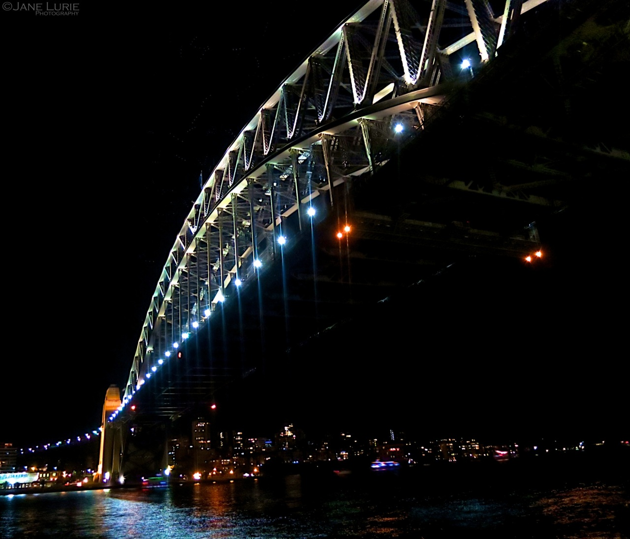 Harbour Bridge Lights