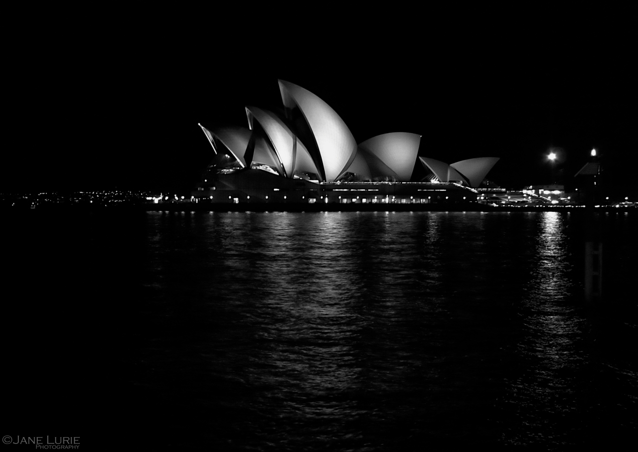 Night Lights, The Opera House