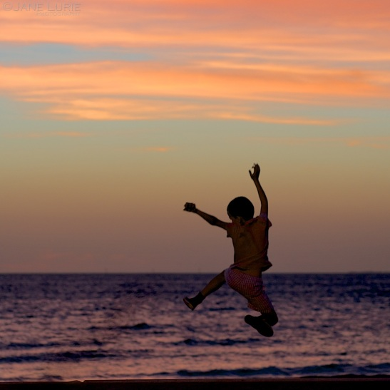 Sunset Joy, St. Kilda