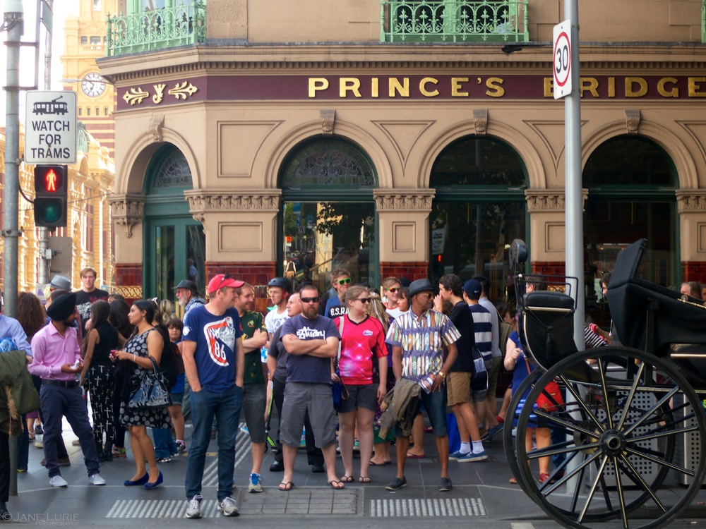 Prince's and People, Melbourne