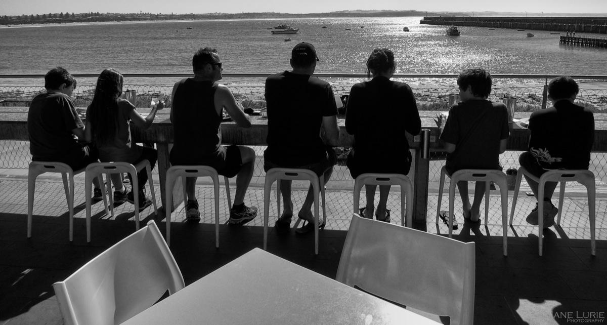 Family Line Up, Warrnambool, SA