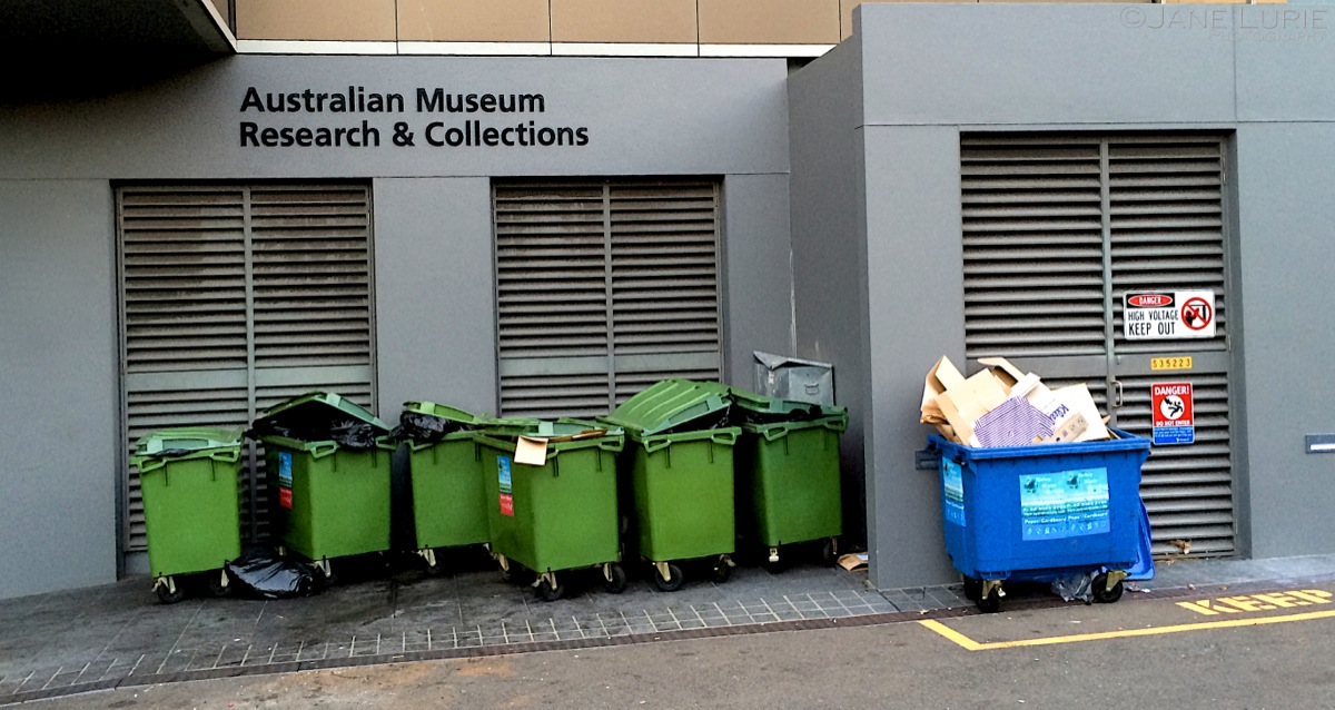 Collections, Sydney