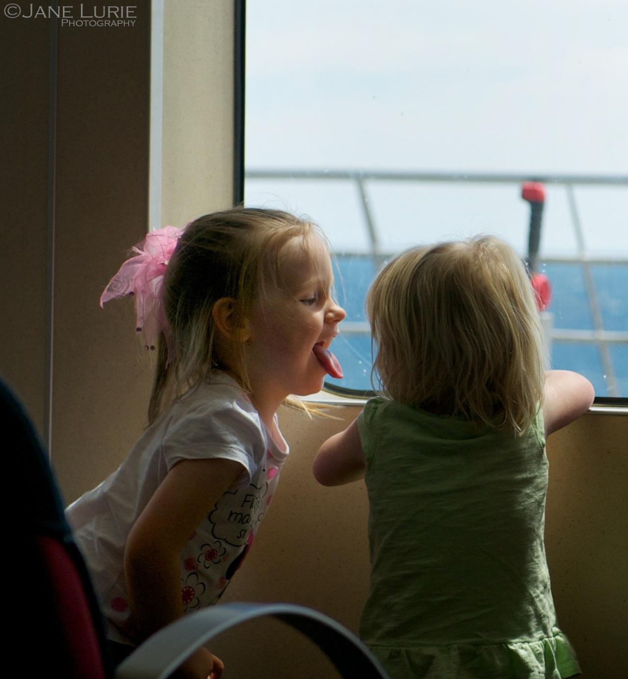 Say, Ah!  Kangaroo Island Ferry