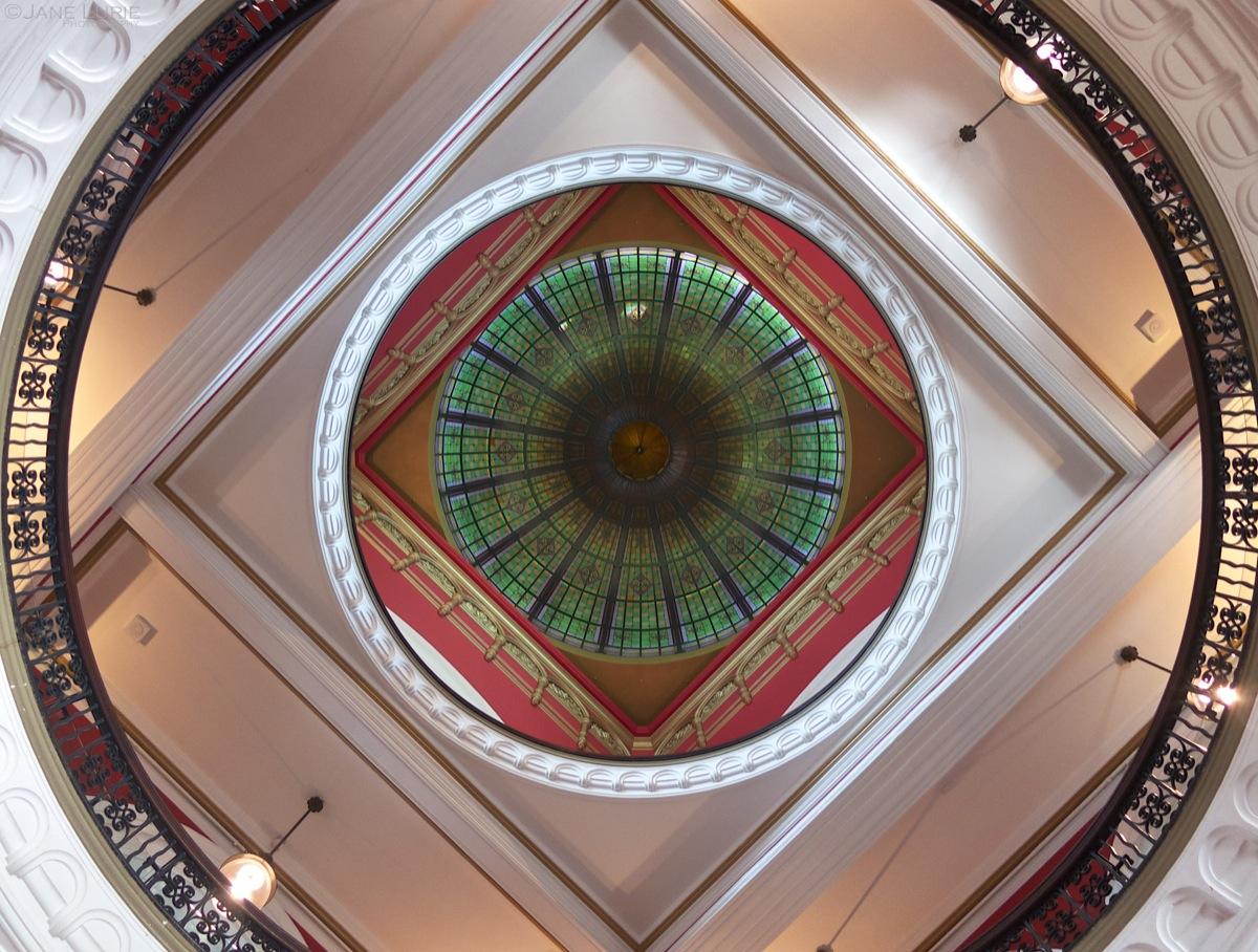 Geometrics, Queen Victoria Building