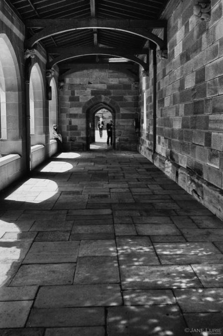 Quad Corridor, University of Sydney