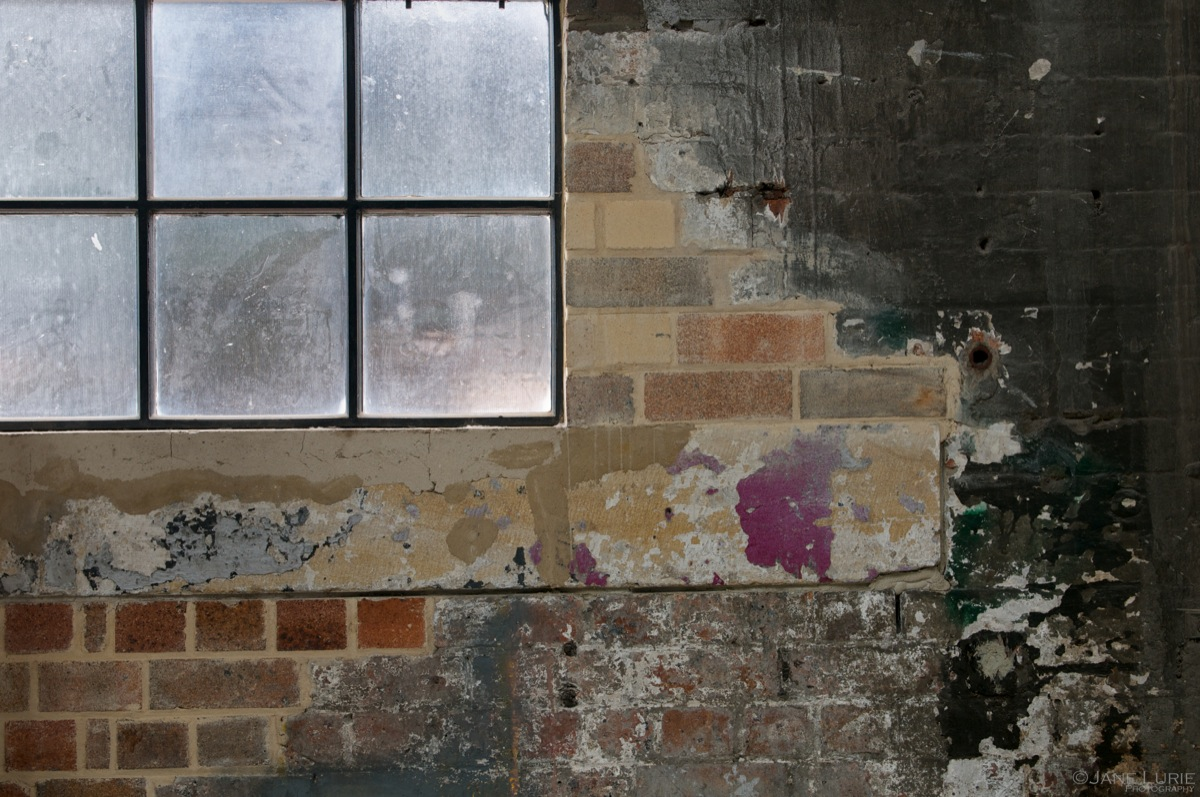 Window and Brick, Carriageworks