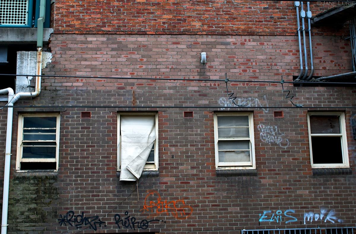 Window Shade and Elvis, Redfern