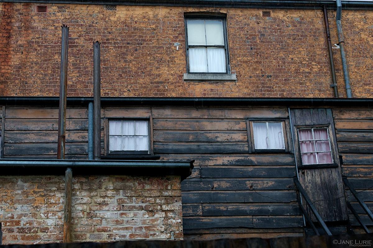Windows, Susannah Place