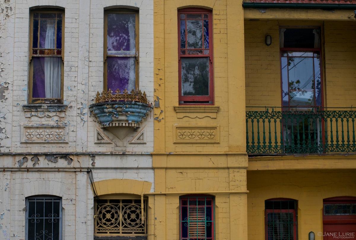 Golden Patina, Sydney