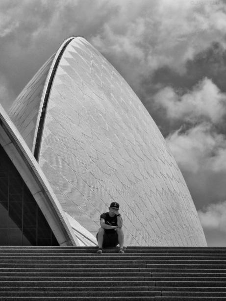 The Thinker, Sydney